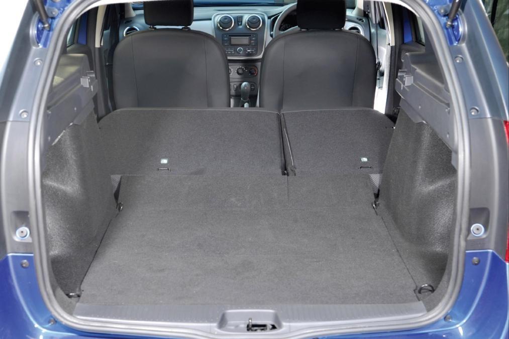 Volvo V60 Cross Country >> Schlafen im Dacia Logan MCV