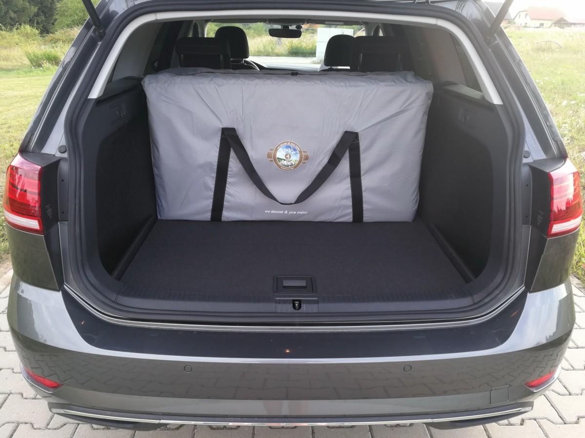 Vw golf variant kofferraumvolumen