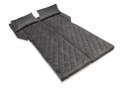 SPACEBED® Exclusive L 200cm Gray
