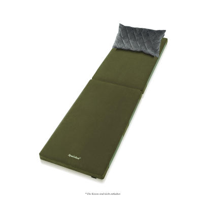SPACEBED® Single M 190cm Green